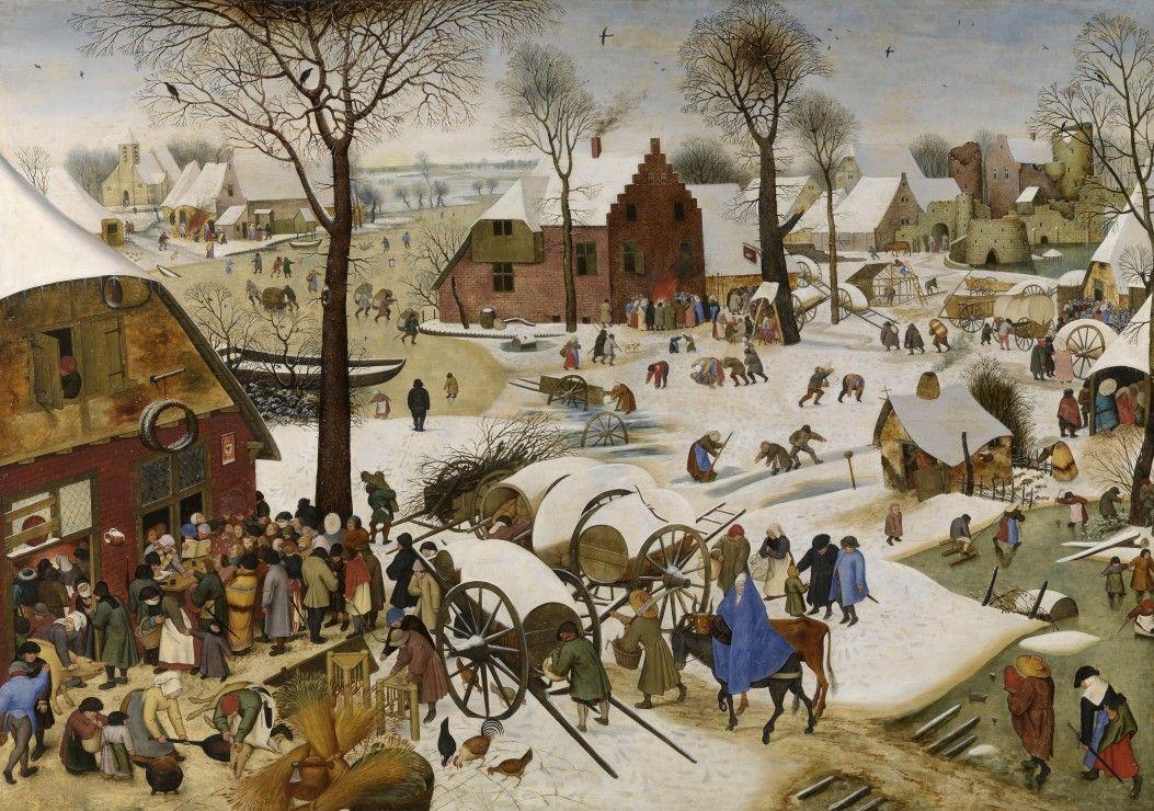 Puzzle Brueghel Pieter: The Dutch