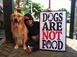 Dog Are Not Food !