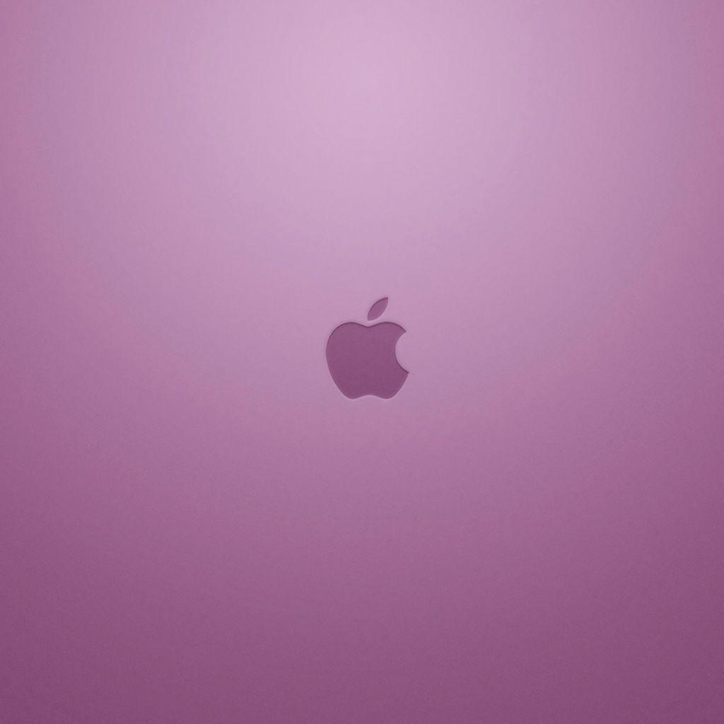 Pink Apple Logo Ipad Wallpaper Ipad Mini Wallpaper Apple Logo Wallpaper Apple Ipad Wallpaper