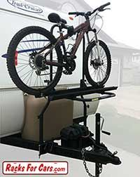 Arvika Rv Bike Racks Buy Online Free Shipping Within Canada Shipping Available To Continental Us Rv Bike Rack Bike Rack Camping Trailer