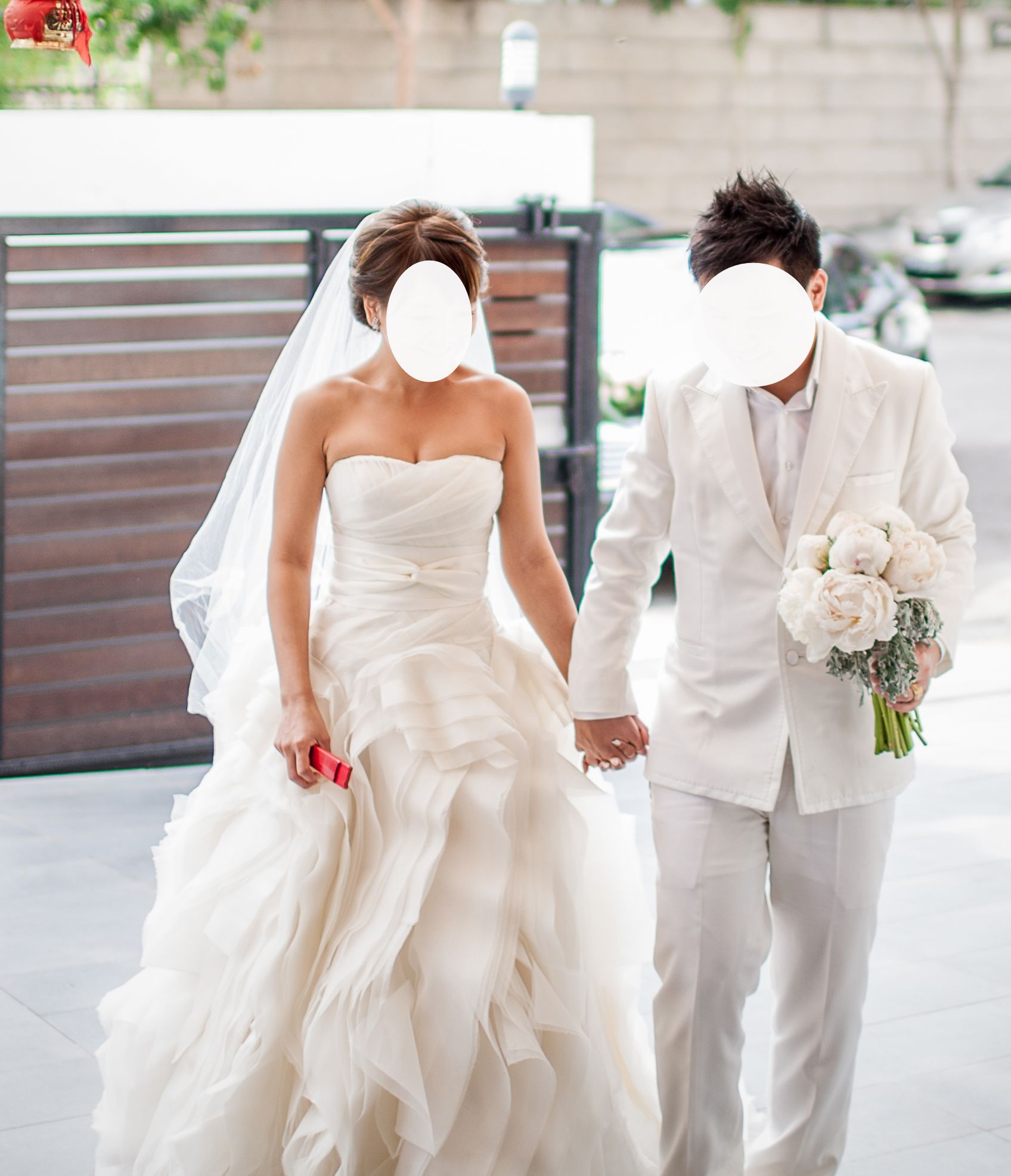 Vera Wang Vera Wang Diana Size 2 Size 3 Wedding Dress