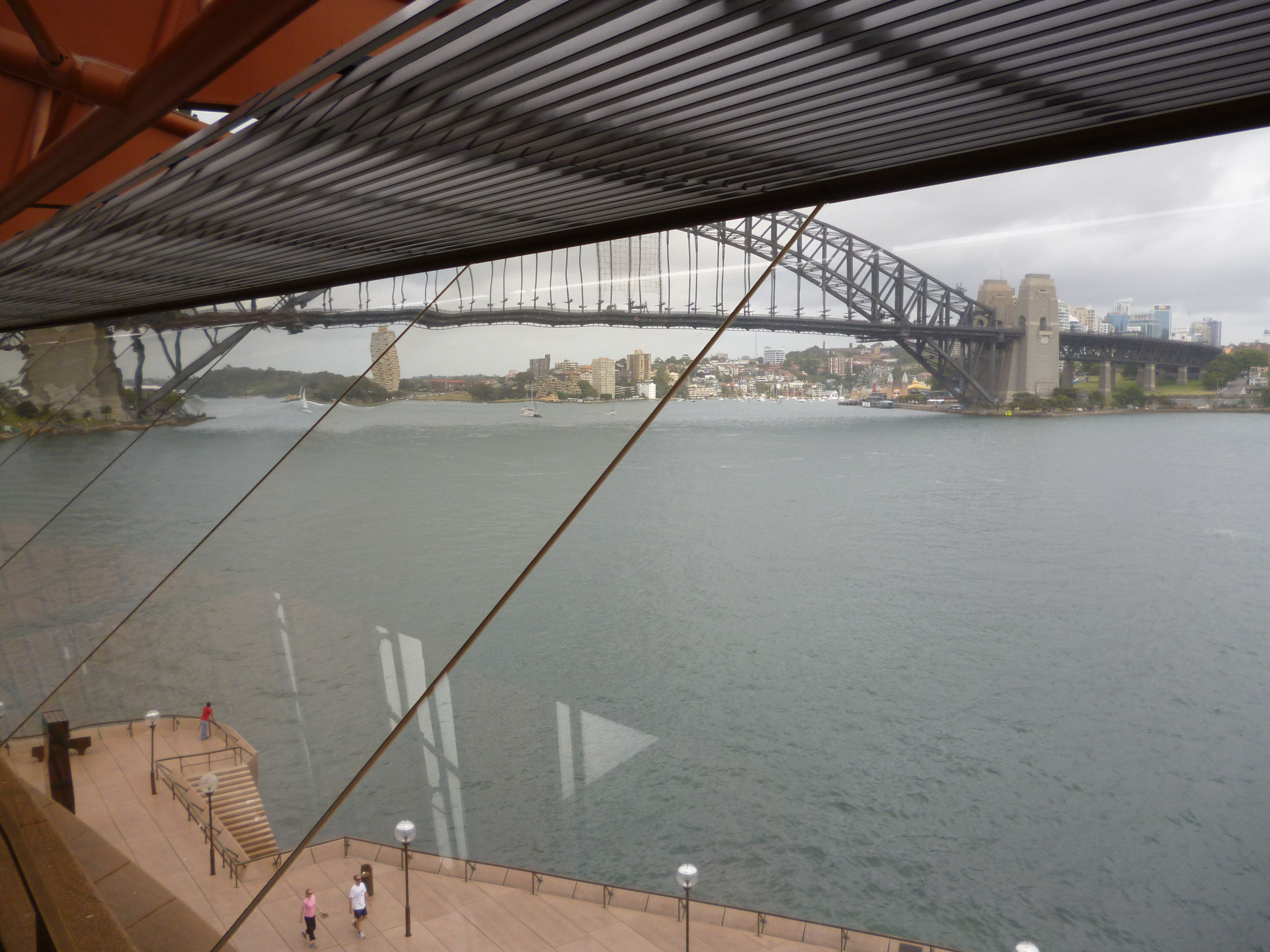 Another view of the Harbour from the Opera House.