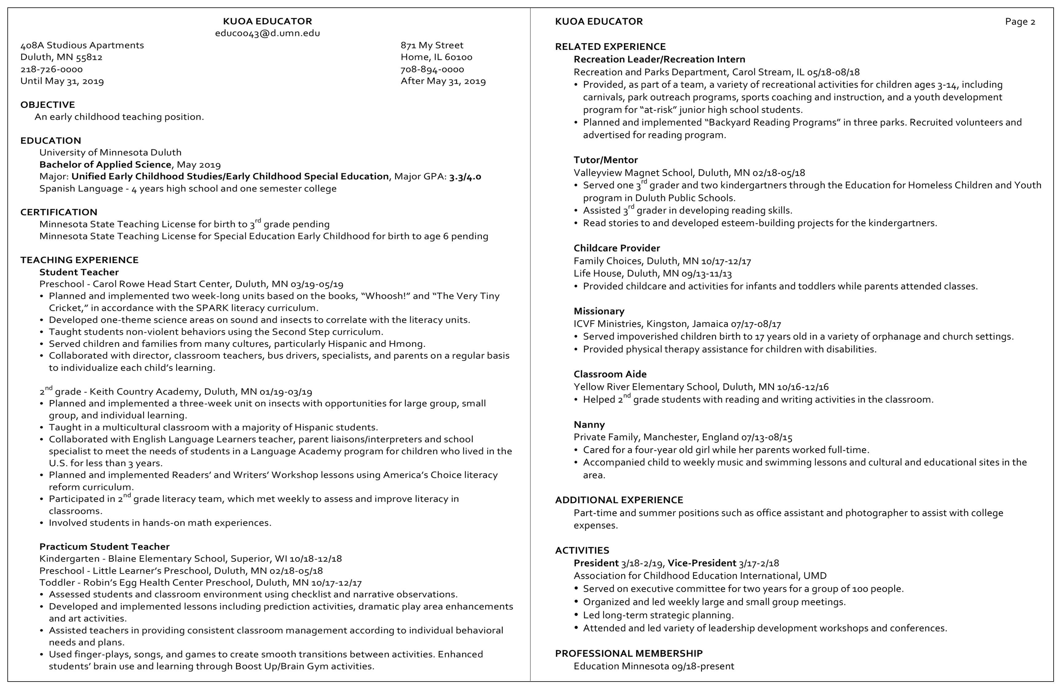 24 Accounting And Finance Resume Examples Resume Examples Job Resume Examples Good Resume Examples