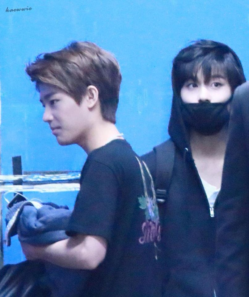 Park Jungwoo With The Face Mask~