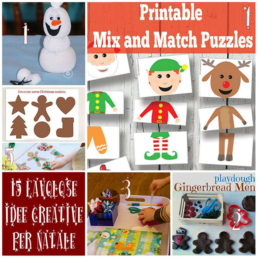 Idee Creative Per Natale 15 favolose idee per un natale creativo!! | giochi di natale