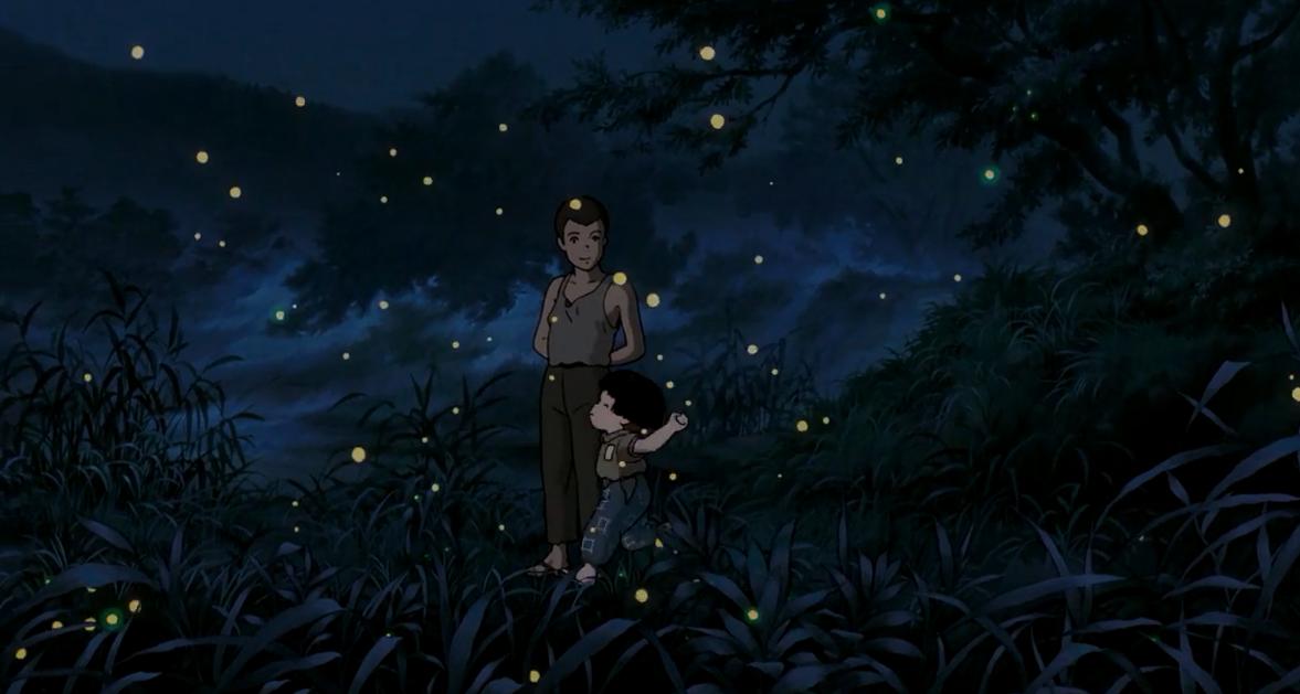 Grave of the Fireflies 1 Grave of the fireflies, Movie