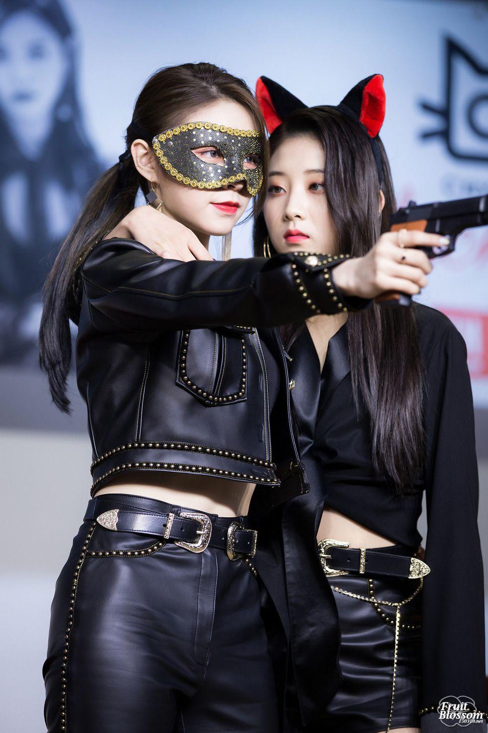 Dedicated To Female Kpop Idols Kpop Girls Clc These Girls