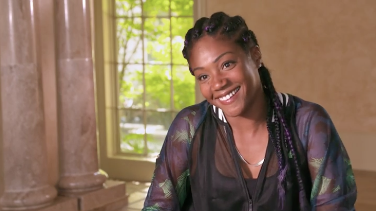Tiffany Haddish Interview About Keanu Cat Movie Metacritic