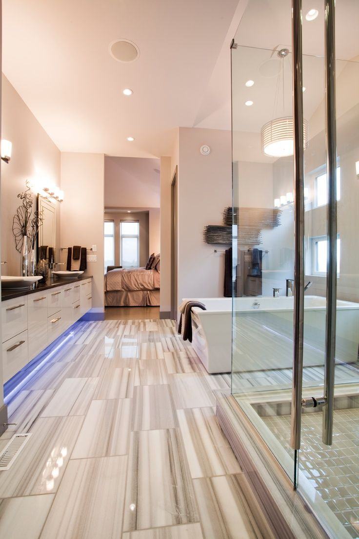 Master bedroom ensuite design  gorgeous ensuite  house  Pinterest  Master bedroom House and Bath