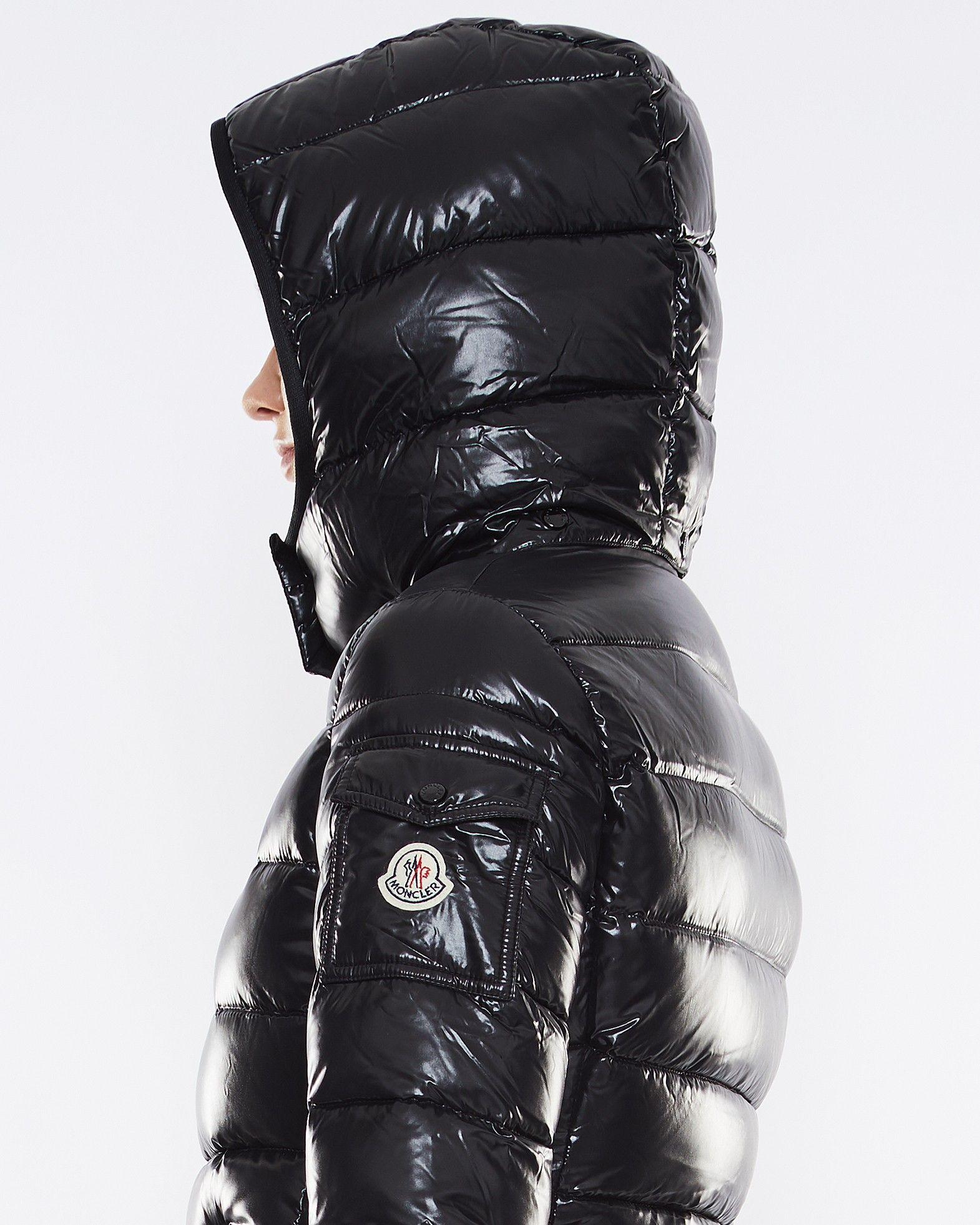 moncler skor BLACK