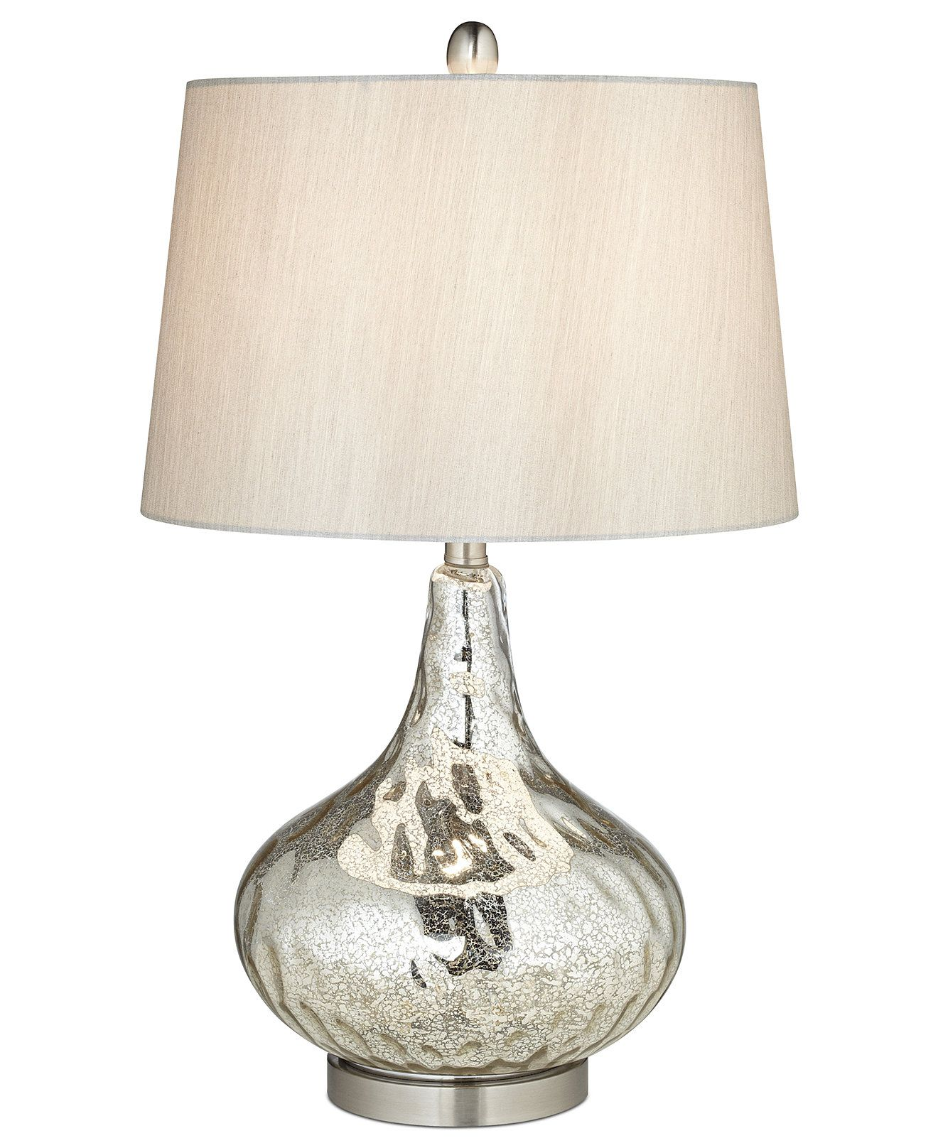 Pacific Coast Mercuro Glass Table Lamp - Lighting & Lamps - For The Home - Macy's