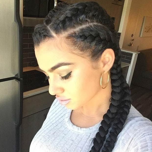 Upon First Glance Youd Be Forgiven For Thinking These Were Just Cornrows But Before You Carry On Should Know Are No