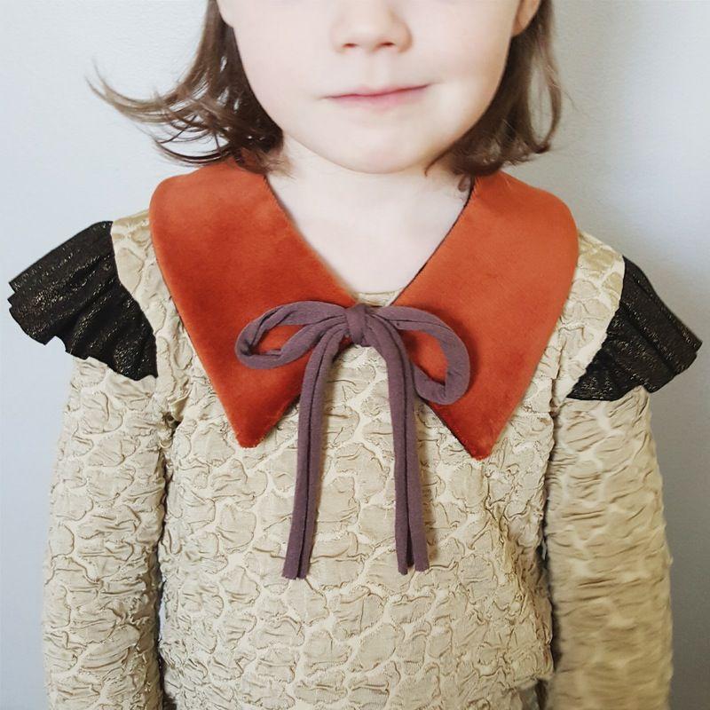 Image of Reversible Velveteen Collars