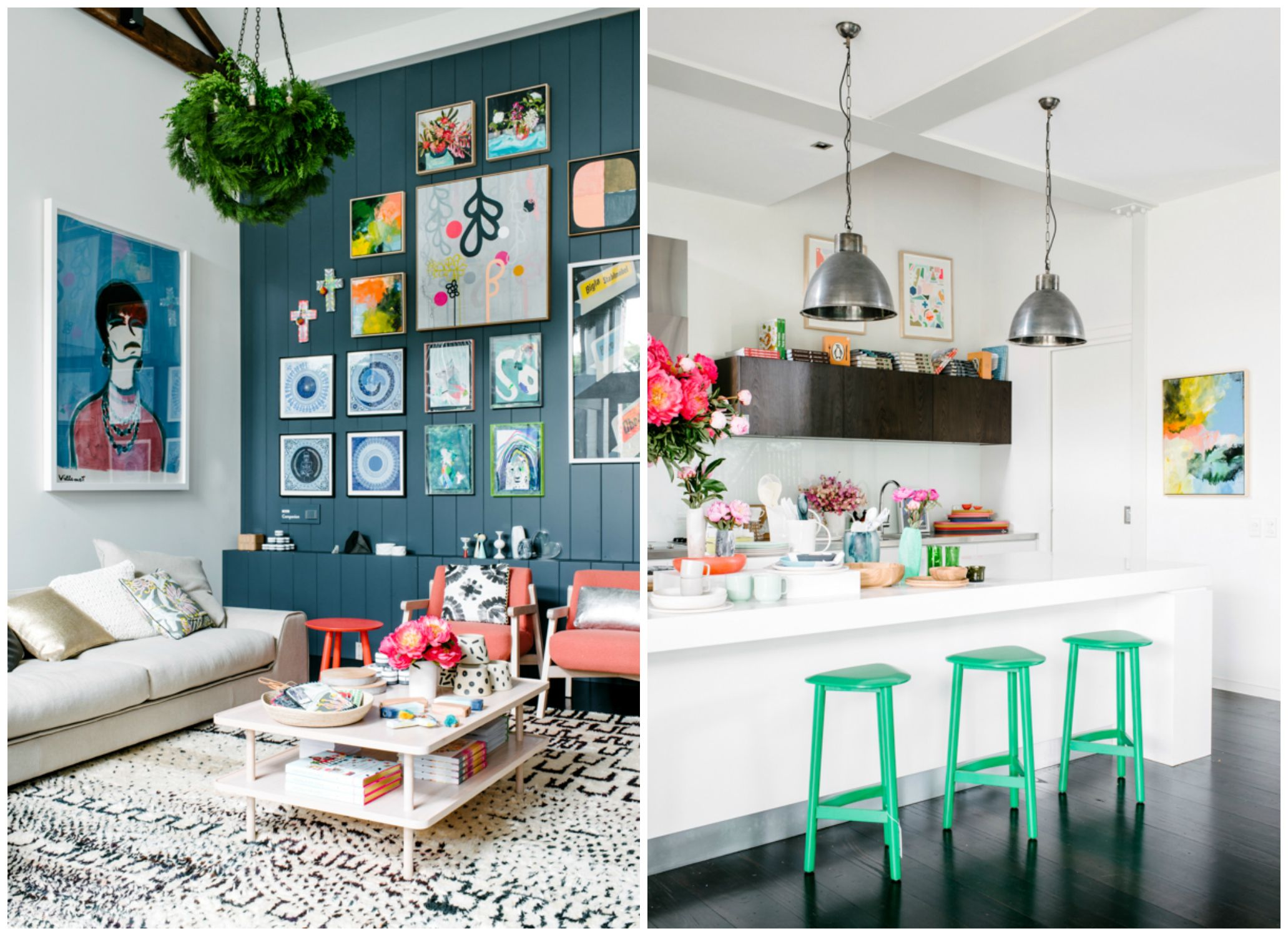 The Design Files Australian blog Lucy Feagins Open House Melbourne ...