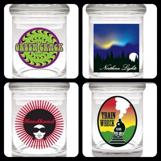 FREE SHIPPING⚡RETAIL STASH JARS $14  www.thenorcalconnection.com - @thenorcalconnection- instagram follow us!