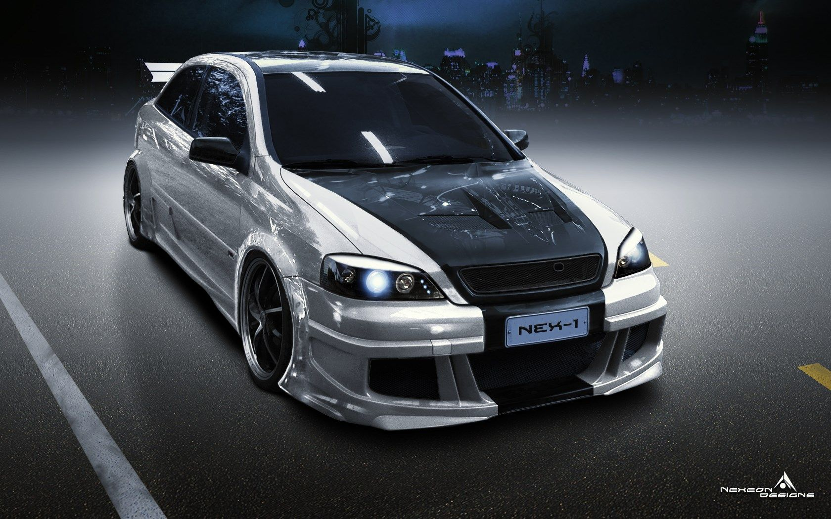 Opel Astra Tuning Wallpaper Carros Auto Automotivo
