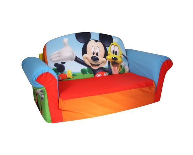 Disney Classic Mickey Mouse Club House Toddler Kids Flip