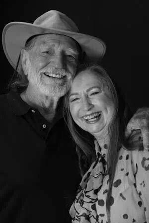 Willie and his beloved sister Bobbi
