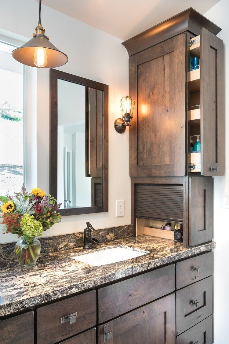 Country Modern Master Bath for Two, Concord — Venue ...