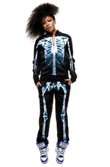 a67a7fdb3e95 Umm can i have this addidas sweat suit   addias-obyo-jeremy-scott -skeleton-tracksuit-3-355x540
