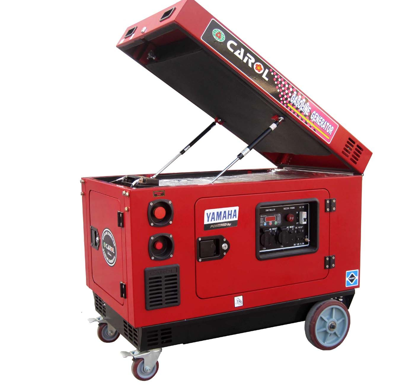2 8KVA YAMAHA super silent generator 45dB | generator silent