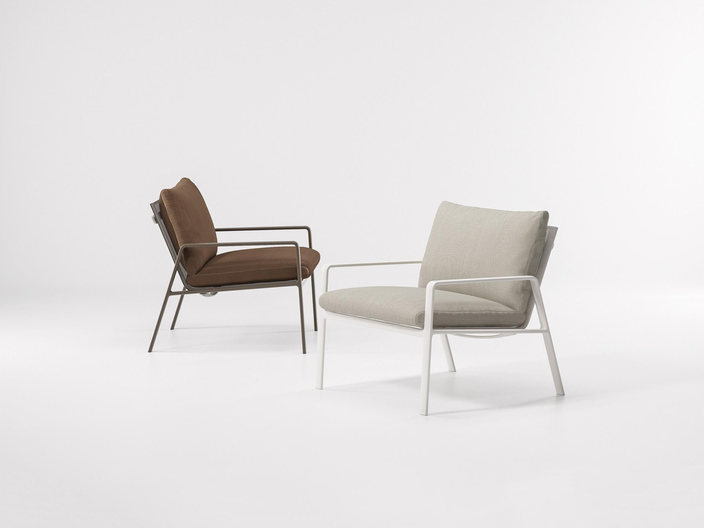 Kettal | Park Life | Fauteuil club | Outdoor | Outdoor chairs ...