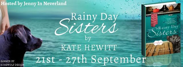 Suze likes, loves, finds and dreams: Blog Tour: Rainy Day Sisters by Kate Hewitt