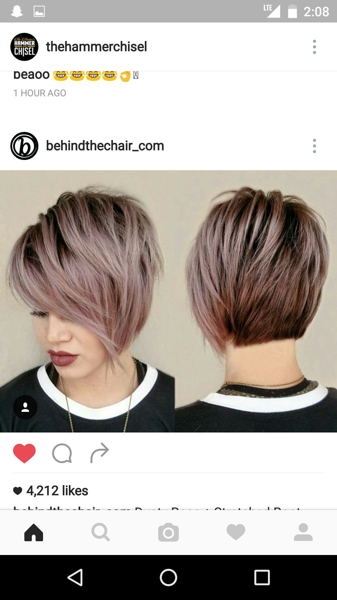 Love the color Just Hair Pinterest Hair Hair styles and