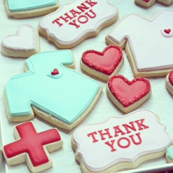 Nurse Surgeon Or Doctor Decorated Cookies Where Can I Just Buy These