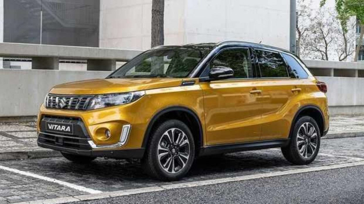2021 Suzuki Grand Vitara Preview Price