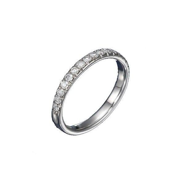 50 Carat Diamond Wedding Band On 10k White Gold Diamond Wedding Bands White Gold Diamond