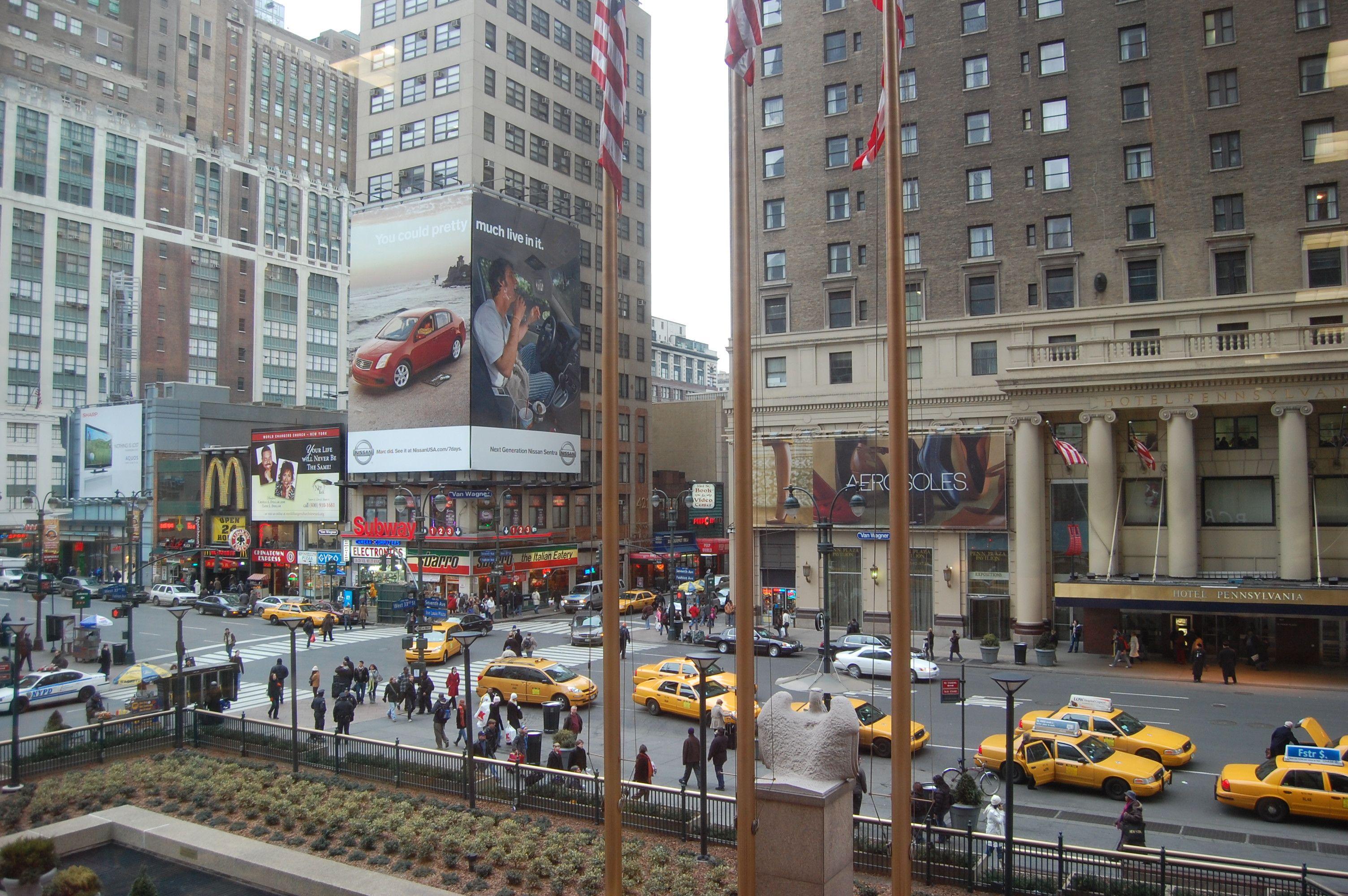 Hotel Pennsylvania Hotel Pennsylvania New York Culturemix
