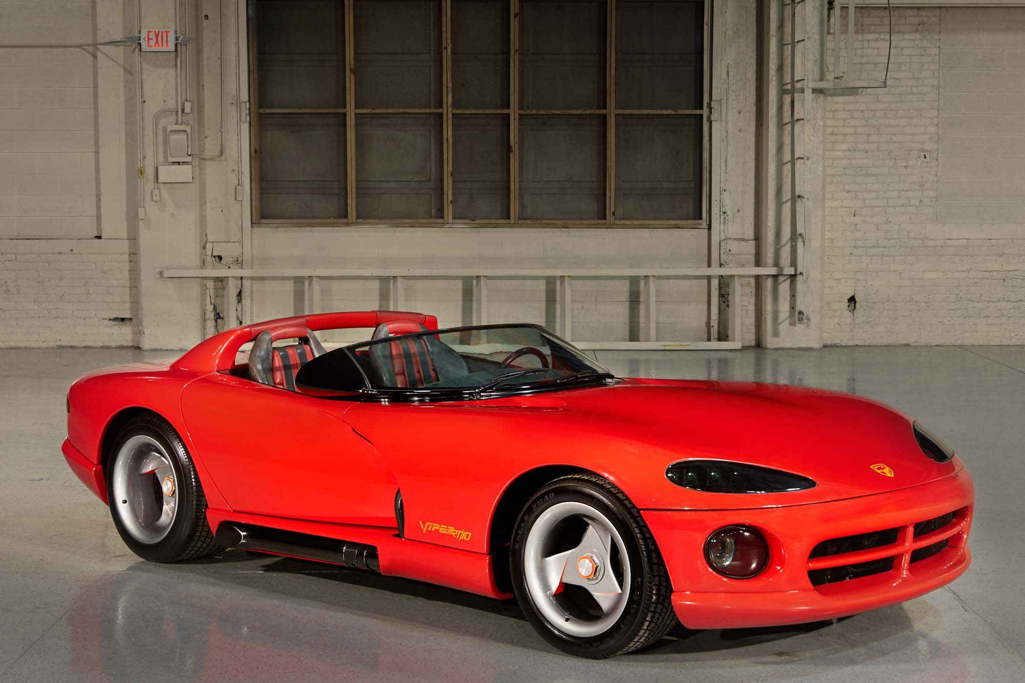 The First Dodge Viper Is A Brutal Bargain Dodge Viper Dodge Car