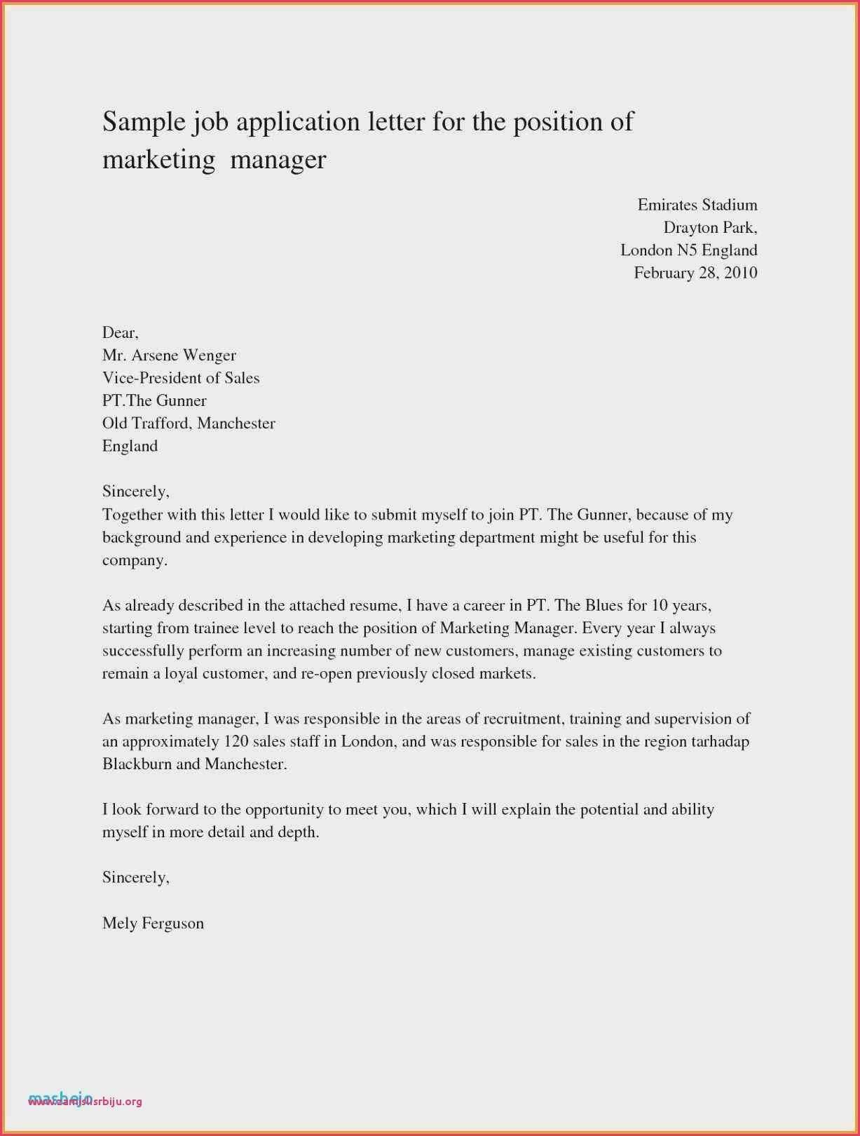 12 New Sample Marketing Letters to Potential Clients