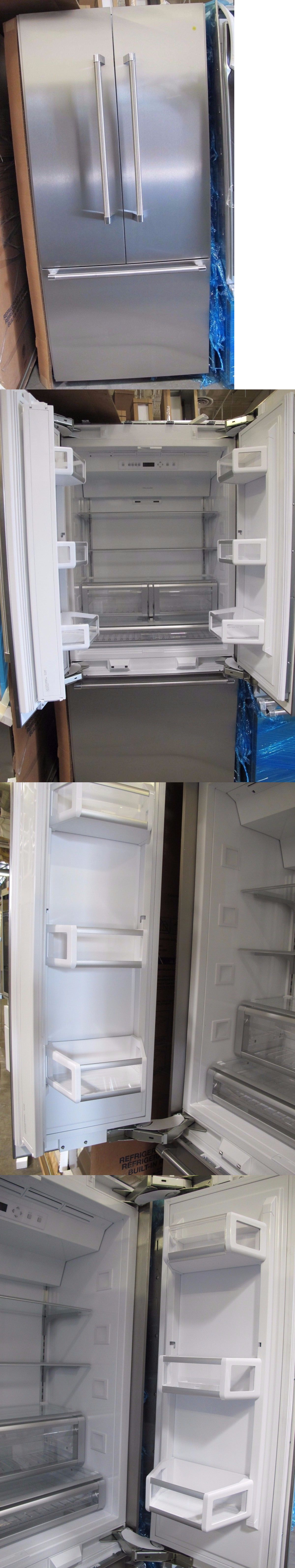 36 Refrigerators Refrigerators 20713 Thermador 36 T36bt820ns Built In French Door