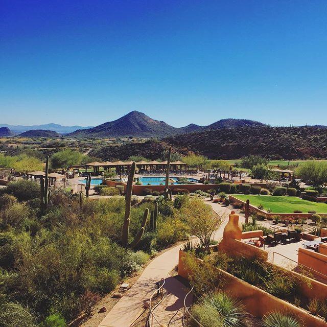J W Marriott Tucson Starr P Resort Spa Arizona Luxury