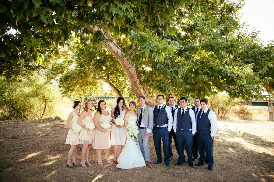 Northern California Barn Wedding - Rustic Wedding Chic ...