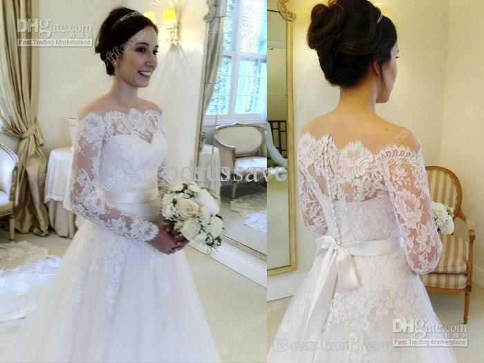 Wholesale Wedding Gowns In Usa: Wholesale A-Line Wedding Dresses