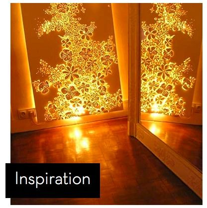 How To Make Backlit Canvas Art Lighted Canvas Home Diy Design