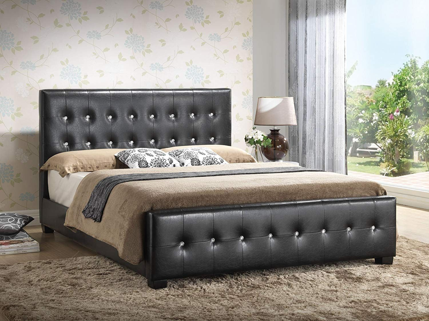 Best Amazing Leather Bed Designs 2019 400 x 300