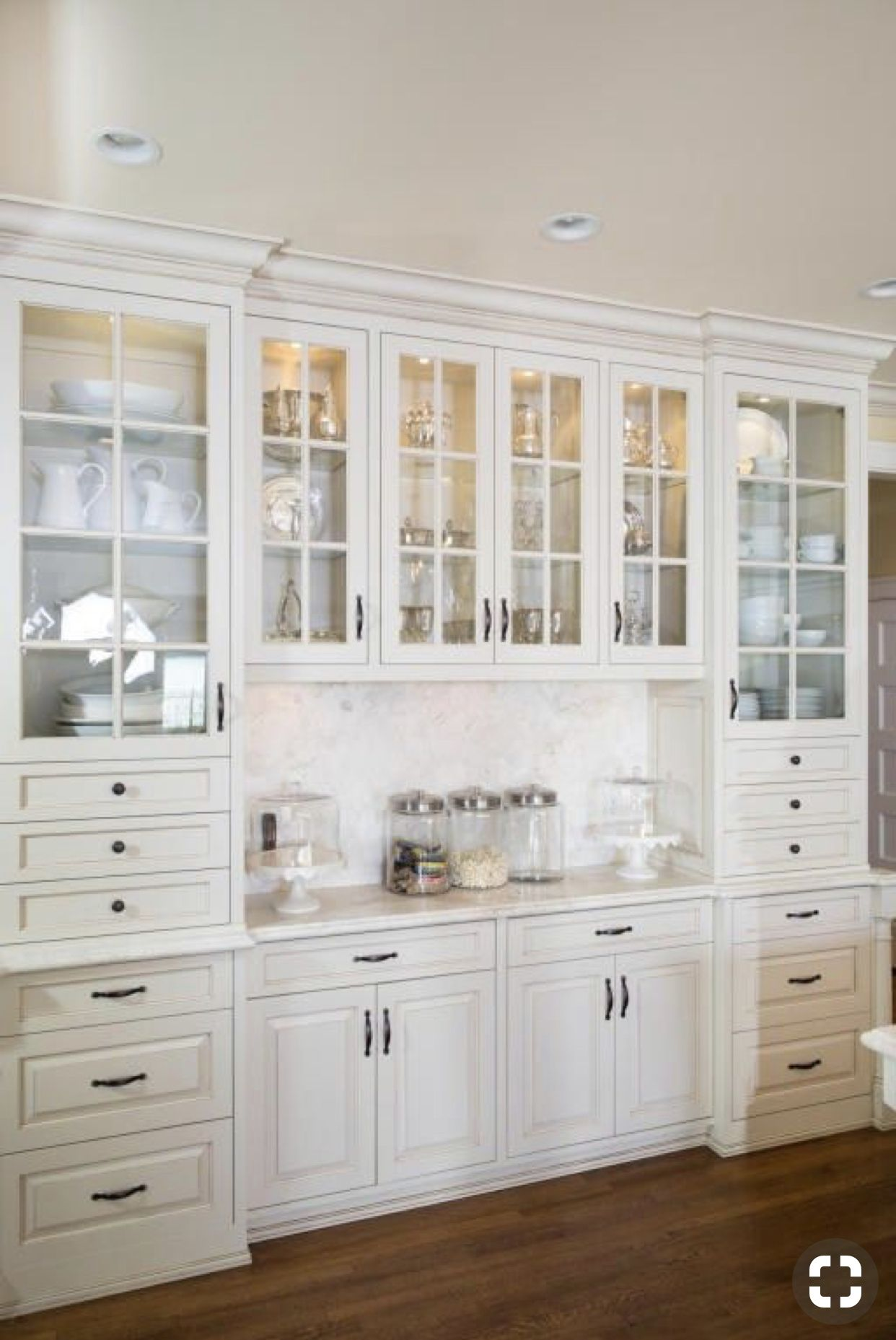 Pin By Joan Flake On House With Images Dining Room Cabinet Dining Room Storage Dining Room Walls