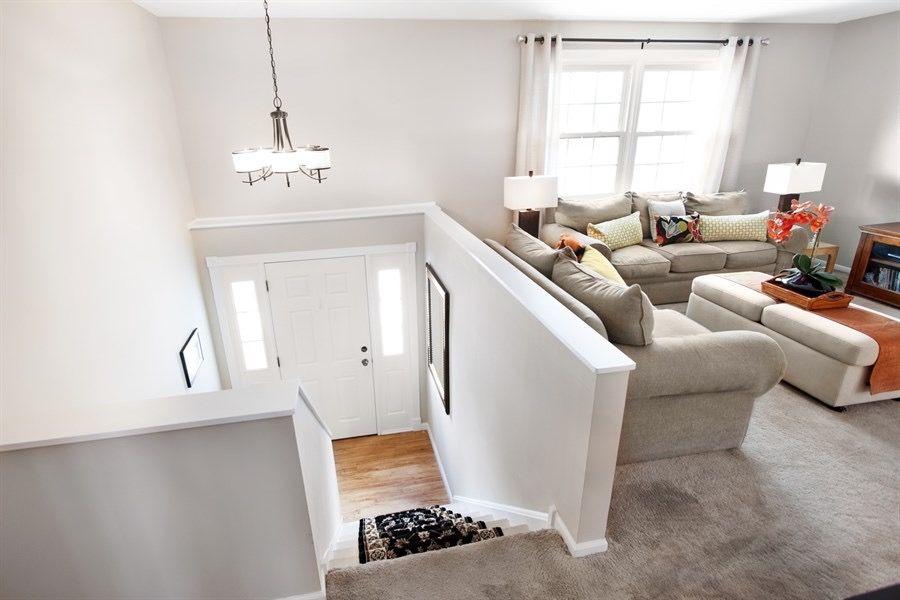 Image result for raised ranch house interior decorating ideas escaleras casitas para el also rh co pinterest