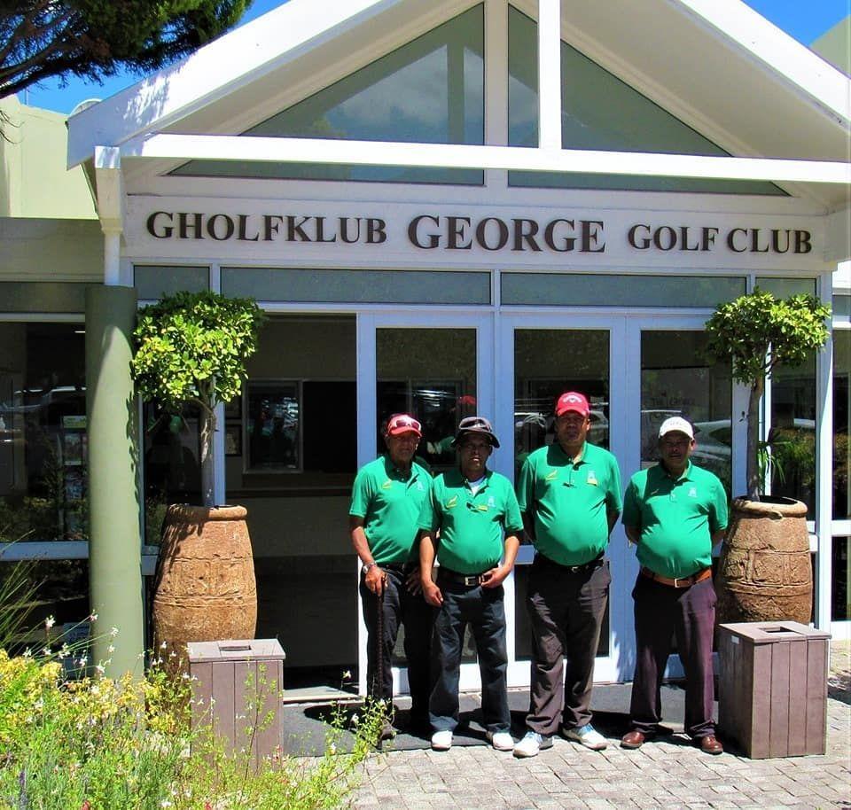 George Golf Club Supporting The Springboks Georgegolfclub Golf Southafrica Gardenroute Golfsa Rugby Rugbysa Springbo Golf Clubs George Gard