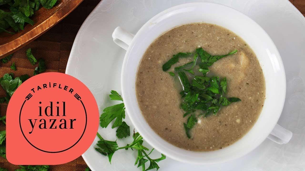 Mantarlı mantar çorbası nasıl pişirilir: tarifi için reçete