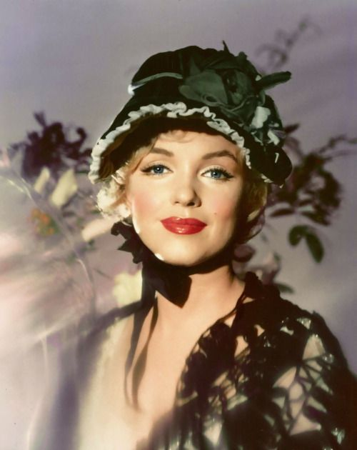 Marilyn Monroe by Jack Cardiff.