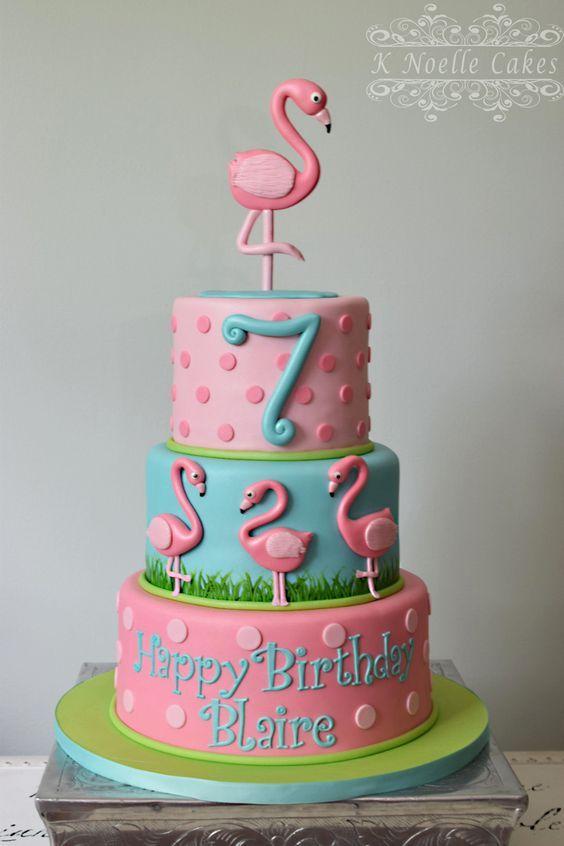 Flamingo 52 Taarten Piruleta De Bizcocho Pastel De Tortilla En