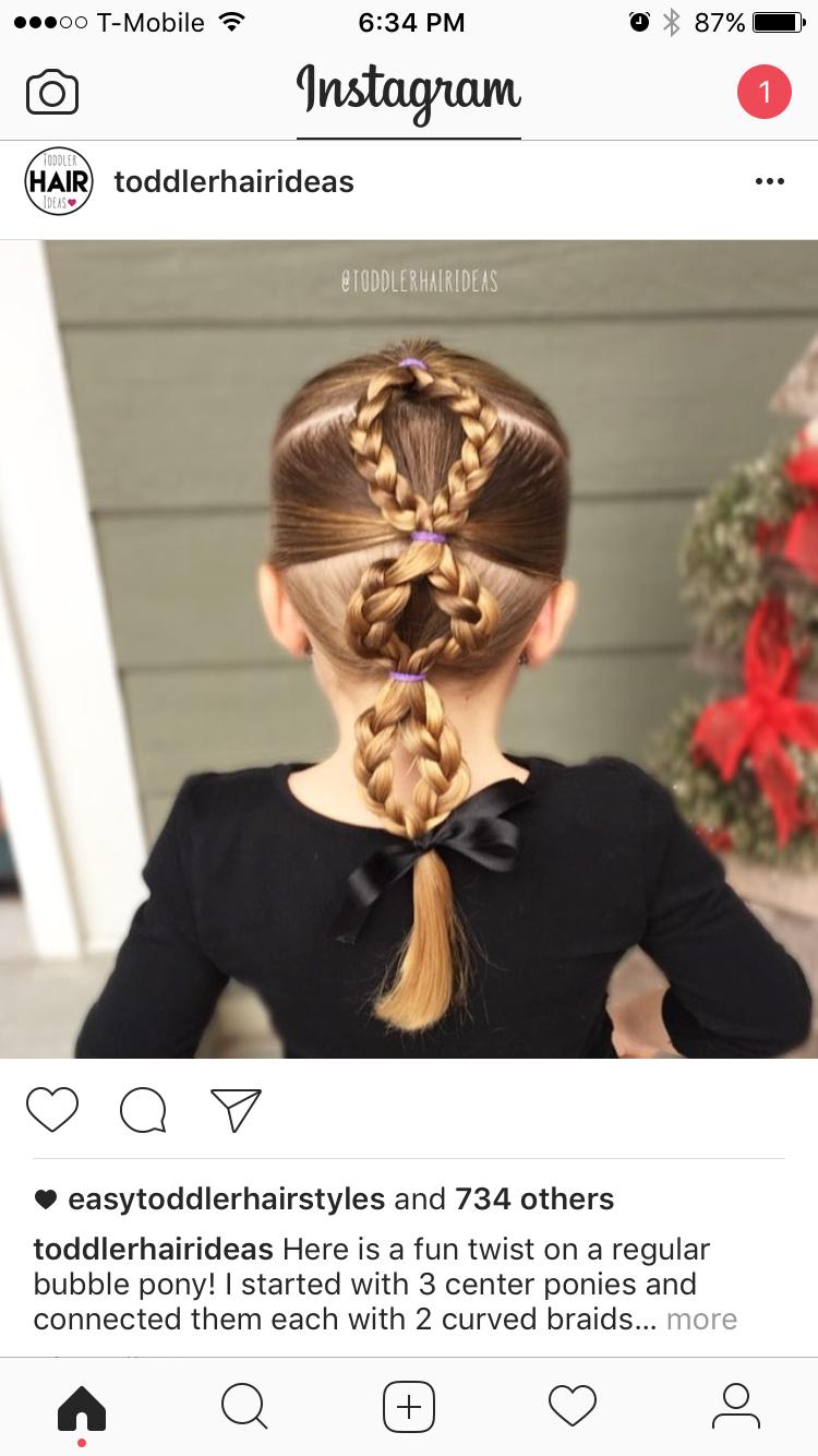 double braided ponies peinados niñas pinterest braided pony