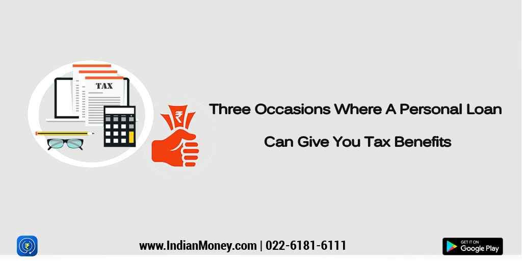 This Is What You Should To Get Tax Benefits On A Personal Loan Personal Loans Unsecured Loans Loan
