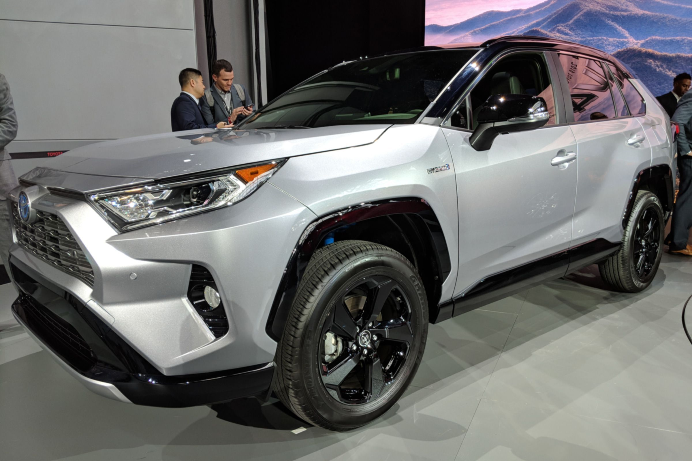Expert review of the Toyota Rav4 2020 Uk provides the