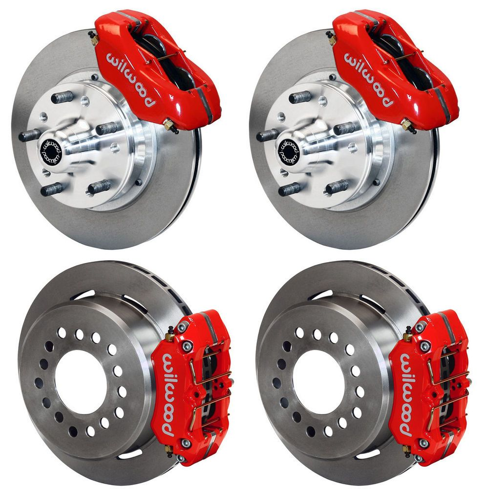 Details about WILWOOD DISC BRAKE KIT,73-83 CDP A,B,E,F,J